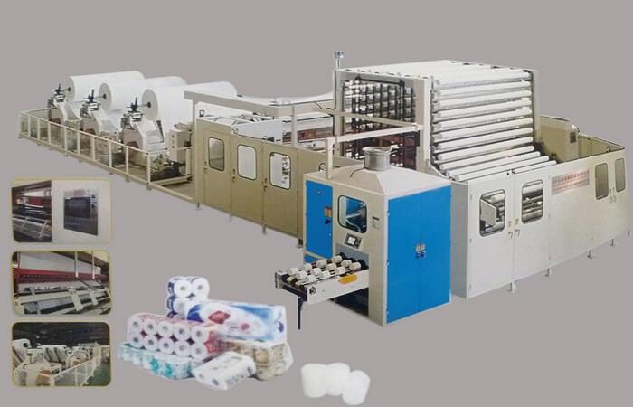 تولید دستمال کاغذی