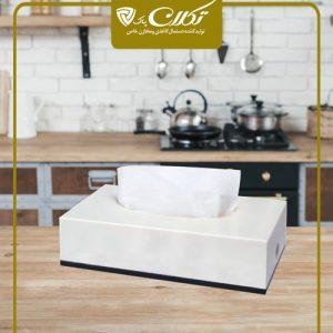 مخزن دستمال رومیزی